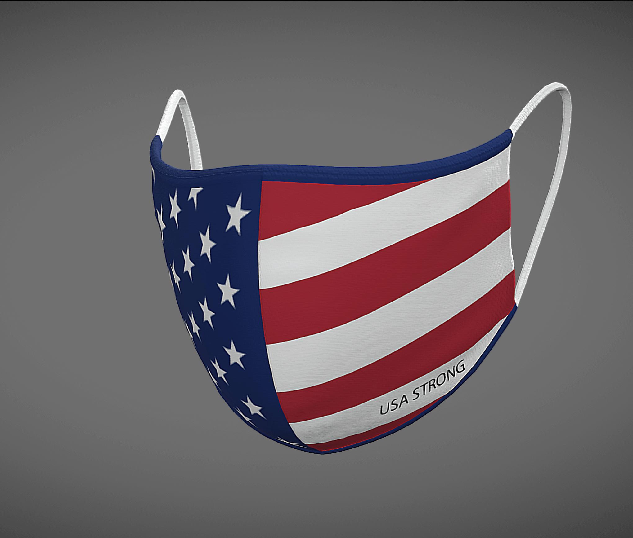 USA Strong Mask