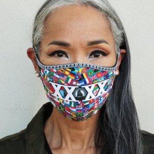 Mask Flags XXXX