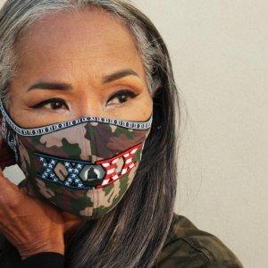 Mask Camo XXXX